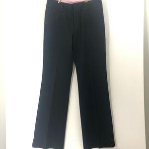 Gap dress pants curvy - black